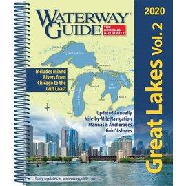 WG Waterway Guide Great Lakes Vol 2 2020