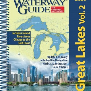 WG Waterway Guide Great Lakes Vol 2 2020 *** OLD EDITION****