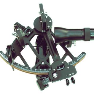 "Celestaire Astra III ""Professional"" Sextant with Traditional Mirror"