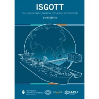 WTH ISGOTT 6E Int'L Safety Guide Tankers & Terminals (eBook)