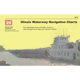 COE Illinois Waterway Chartbook Corps of Engineers 2013