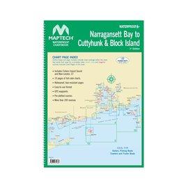 MTP Narragansett Bay to Cuttyhunk 1E Maptech WPB
