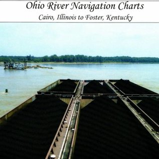 COE COE Ohio River - Cairo to Foster Chartbook (NEW EDITION) Corps of Engineers 2021