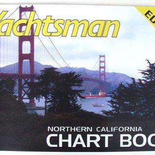 PRC Yachtsman Northern California Chartbook 12E