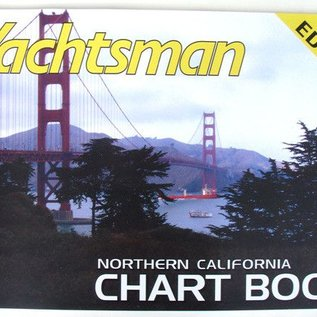 PRC Yachtsman Northern California Chartbook
