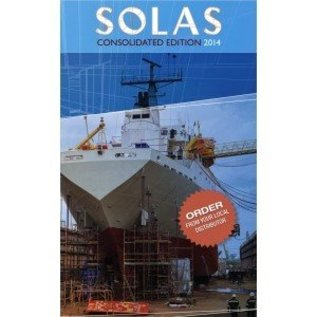 IMO IMO IF110E SOLAS Consolidated Edition 2014 ED