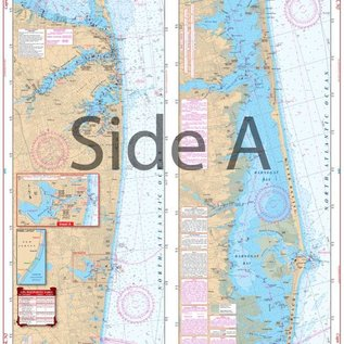 ISS Waterproof Charts Cape May to Sandy Hook, NJ 56