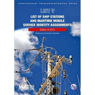 ITU List V- ITU List of Ship Stations 2019
