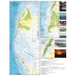 LEW Bimini Islands and Straits of Florida Explorer chart