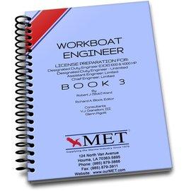 MET Workboat Engineer and Oiler Vol 3 BK 107-3 MET