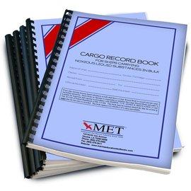 MET Cargo Record Book for Ships  MET BK-652