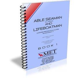 MET Able Seaman & Lifeboatman Book 1 BK-105-01 MET