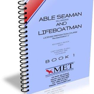 MET Able Seaman Book 1 BK-105-01 Rev K