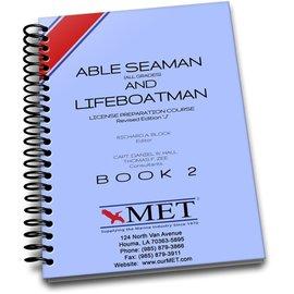 MET Able Seaman & Lifeboatman Book 2 BK-105-02 MET
