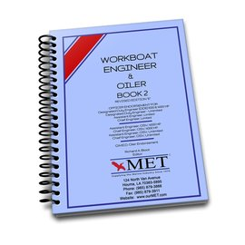 MET Workboat Engineer and Oiler Vol 2 BK-107-2 MET