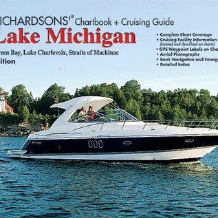 MTP Lake Michigan Chartbook & Cruising Guide, 10th Ed.