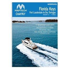 MTP Florida Keys Compact ChartKit by Maptech CCK-KEYS