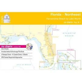 NP NV Charts Region 8.1 Florida Northeast