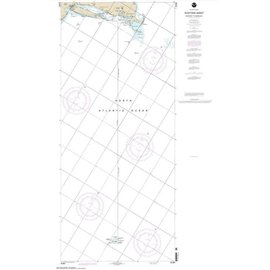 OGF NOS 5161 Newport to Bermuda Plotting Sheet