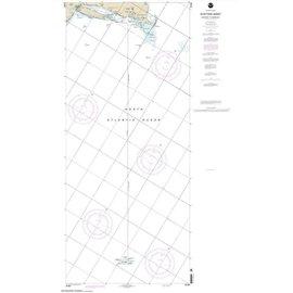 OGF NOS 5161 Newport to Bermuda Plotting Sheet