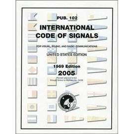PRC Pub102  International Code of Signals, 2005