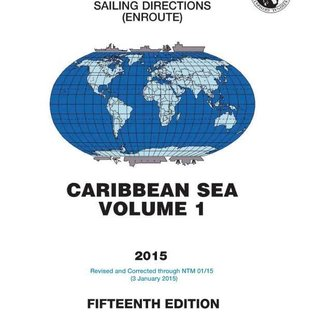 PS SDPub147 Sailing Directions Caribbean Sea  (enroute) V1