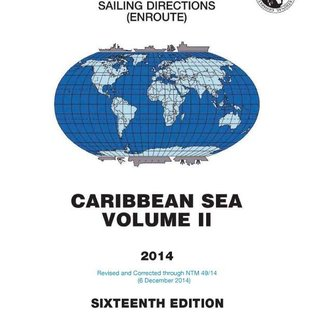 PS SDPub148  Sailing Directions Caribbean Sea (enroute) V2