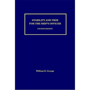 SCF Stability and Trim for the Ship's Officer, 4th ED