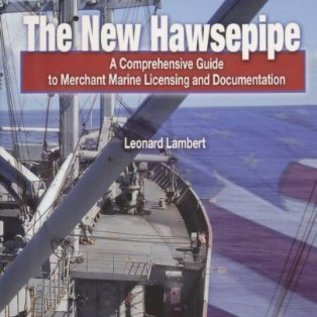 SCF New Hawsepipe - A Comprehensive Guide to Merchant Marine Licensing and Documentation