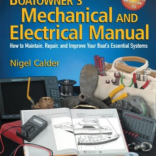 TAB Boatowner's Mechanical and Electrical Manual: How to Maintain, Repair, and Improve Your Boat's Essential Systems 3ED