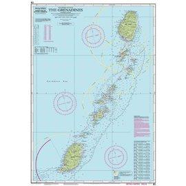 W&P I-I B3 The Grenadines chart by Imray-Iolaire