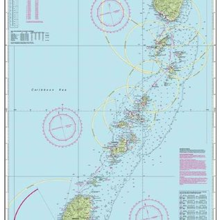 W&P I-I B3 The Grenadines chart by Imray-Iolaire