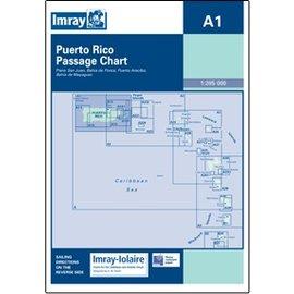 W&P I-I A1 Puerto Rico Passage Chart