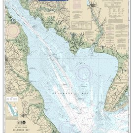 NOS NOS 12304 OGF Delaware Bay