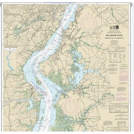 NOS NOS 12311 OGF Delaware River - Smyrna River to Wilmington