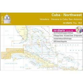 NP NV Charts Region 10.2 Cuba Northwest
