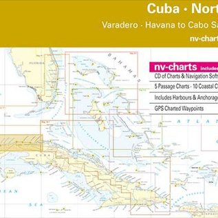 NP NV Charts Region 10.2 Cuba Northwest, Varadero, Habanna to Cabo San Antonio, 2015/16 Edition