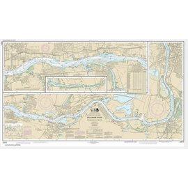 NOS NOS 12314 OGF Delaware River - Philadelphia to Trenton