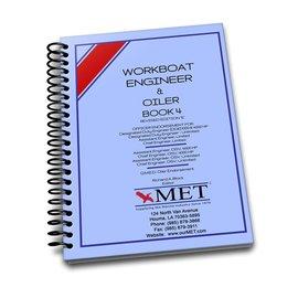MET Workboat Engineer and Oiler Vol 4 BK-107-4 MET