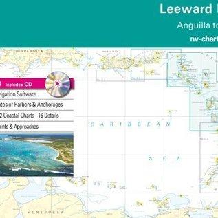 NP NV Charts Region 12.2  Leeward Island, Anguilla to Dominica