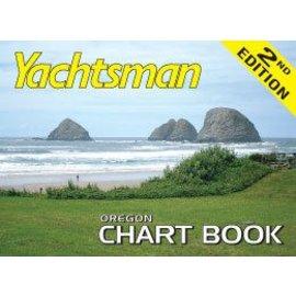PRC Yachtsman Oregon Chartbook 4E 2020