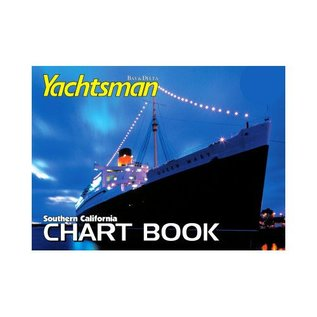 PRC Yachtsman Southern California Chartbook 9E