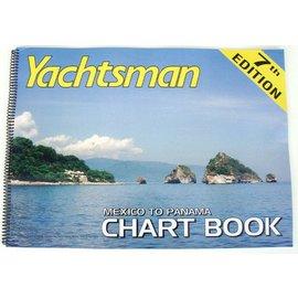 PRC Yachtsman Mexico to Panama Chartbook 7E