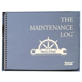 W&P The Maintenance Log from Weems & Plath W&P804