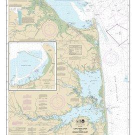 NOS NOS 12216 OGF Cape Henlopen to Indian River Inlet