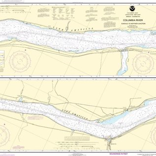 NOS NOS 18536 OGF Columbia River - Sundale to Heppner Junction