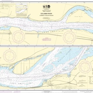 NOS NOS 18542 OGF Columbia River - Juniper to Pasco