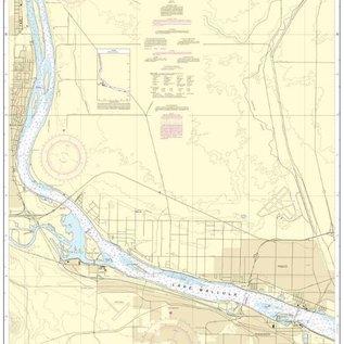 NOS NOS 18543 OGF Columbia River - Pasco to Richland