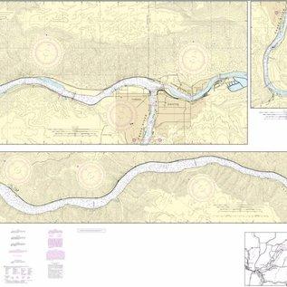 NOS NOS 18548PF OGF Snake River - Lower Granite Lake