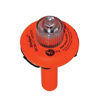 W&P SOS Distress Light - Electronic Flare from Weems & Plath